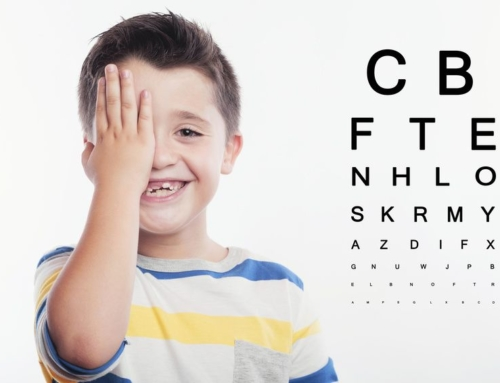 Sensory Screenings: How Schools Can Help Detect Early Vision Impairments