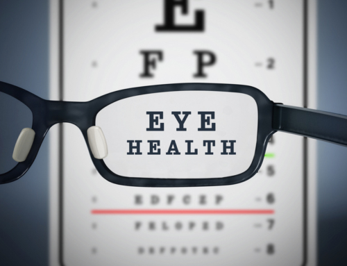 Eyesight Tests In School: 3 Ways Your Child's Vision Affects Their Learning And Development